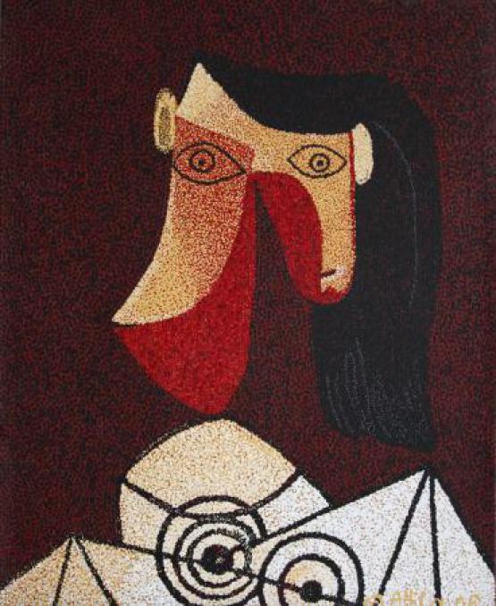 My Picasso No.03 2005 Series