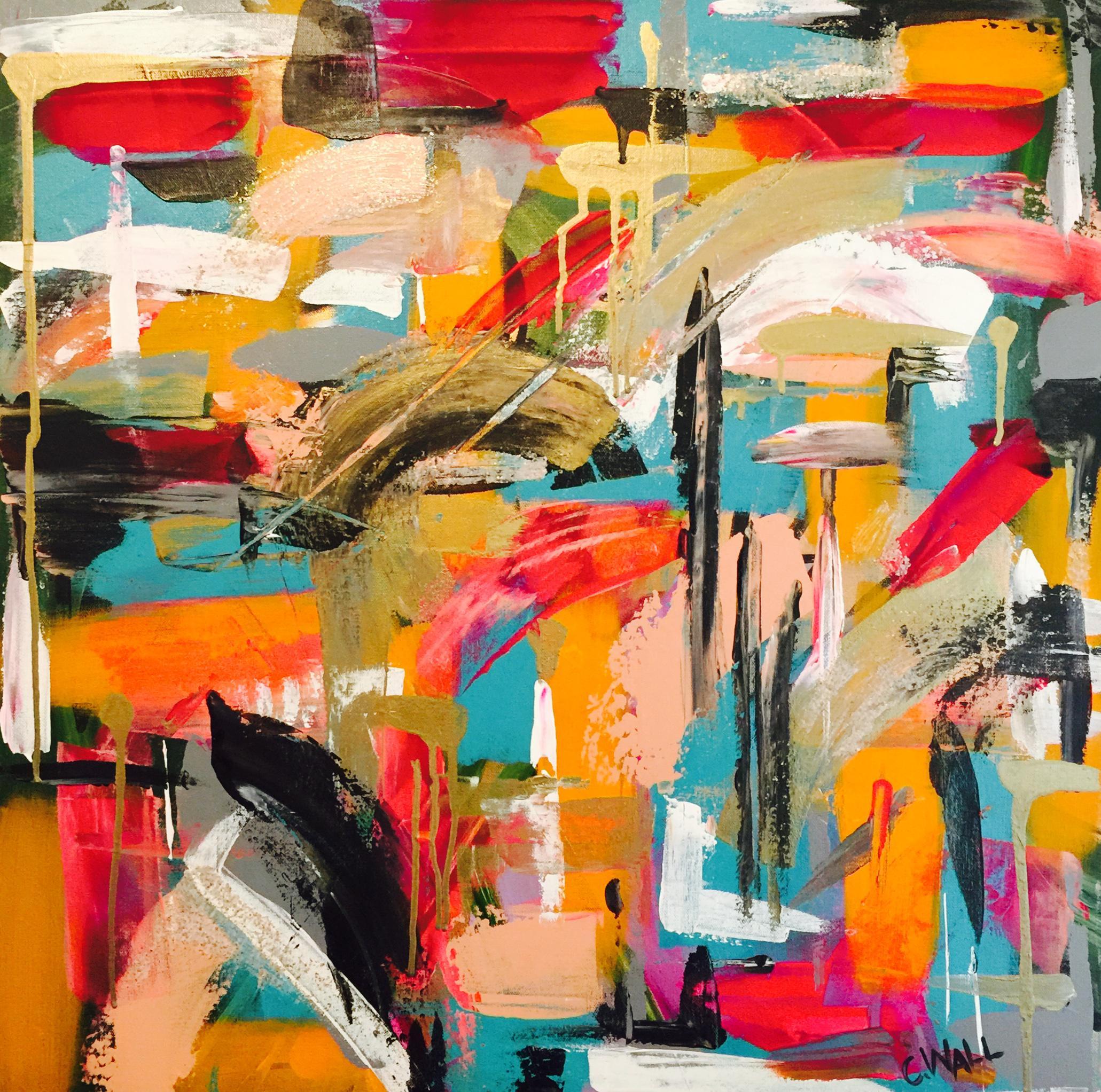 Abstract sadness