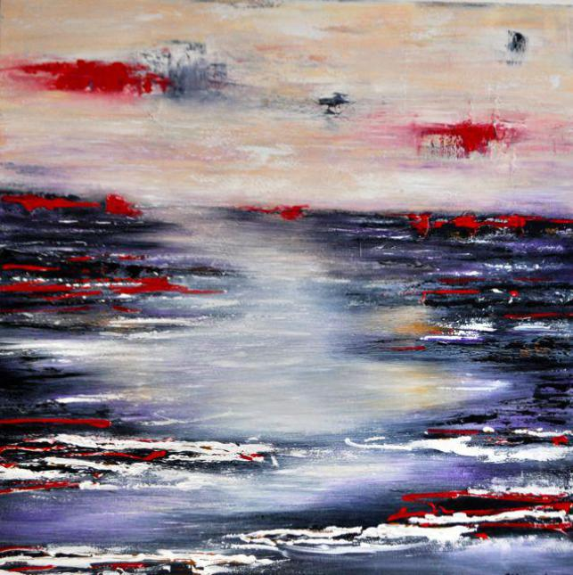 Seascape#1 - Red Lights