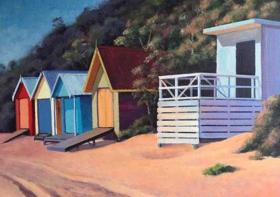 Mornington Mills Beach Boxes