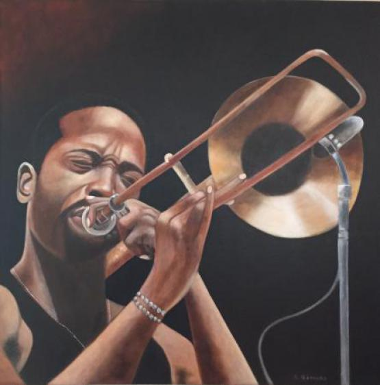 Trombone Shorty Of New Orleans