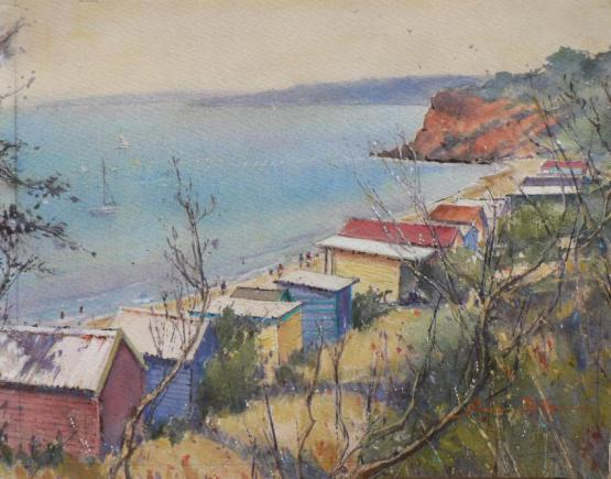 Mornington Beach Boxes