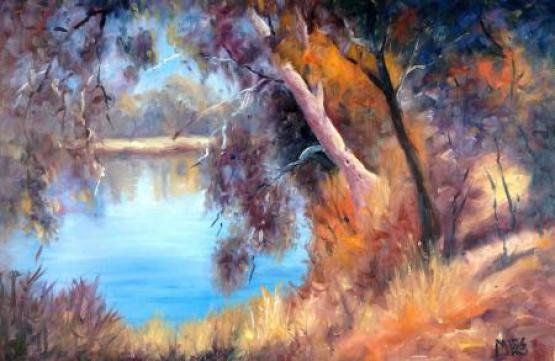 Barwon River Autumn